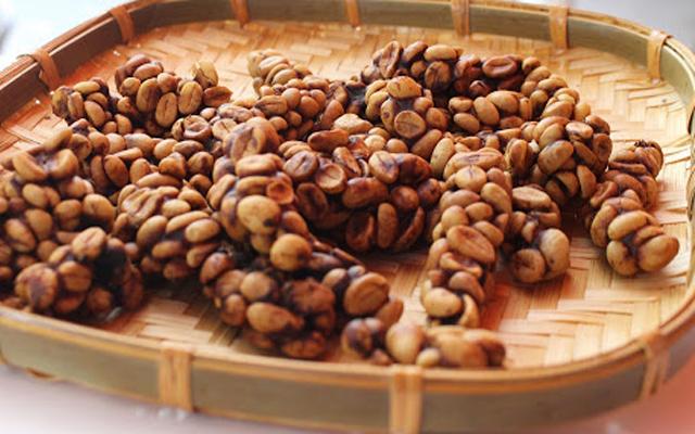 Đặc sản Gia Lai - Cà phê chồn